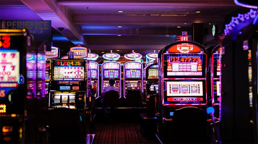 casino machines - New York's $1.2 Billion Casino Opens Its Doors to the Public